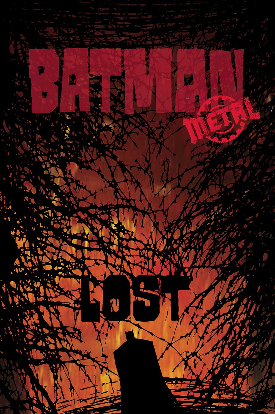 Batman Lost