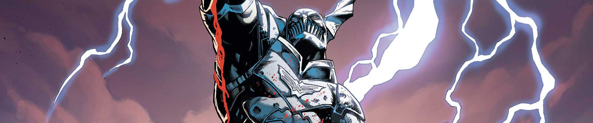 batman: merciless