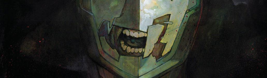 Infamous Iron Man 12