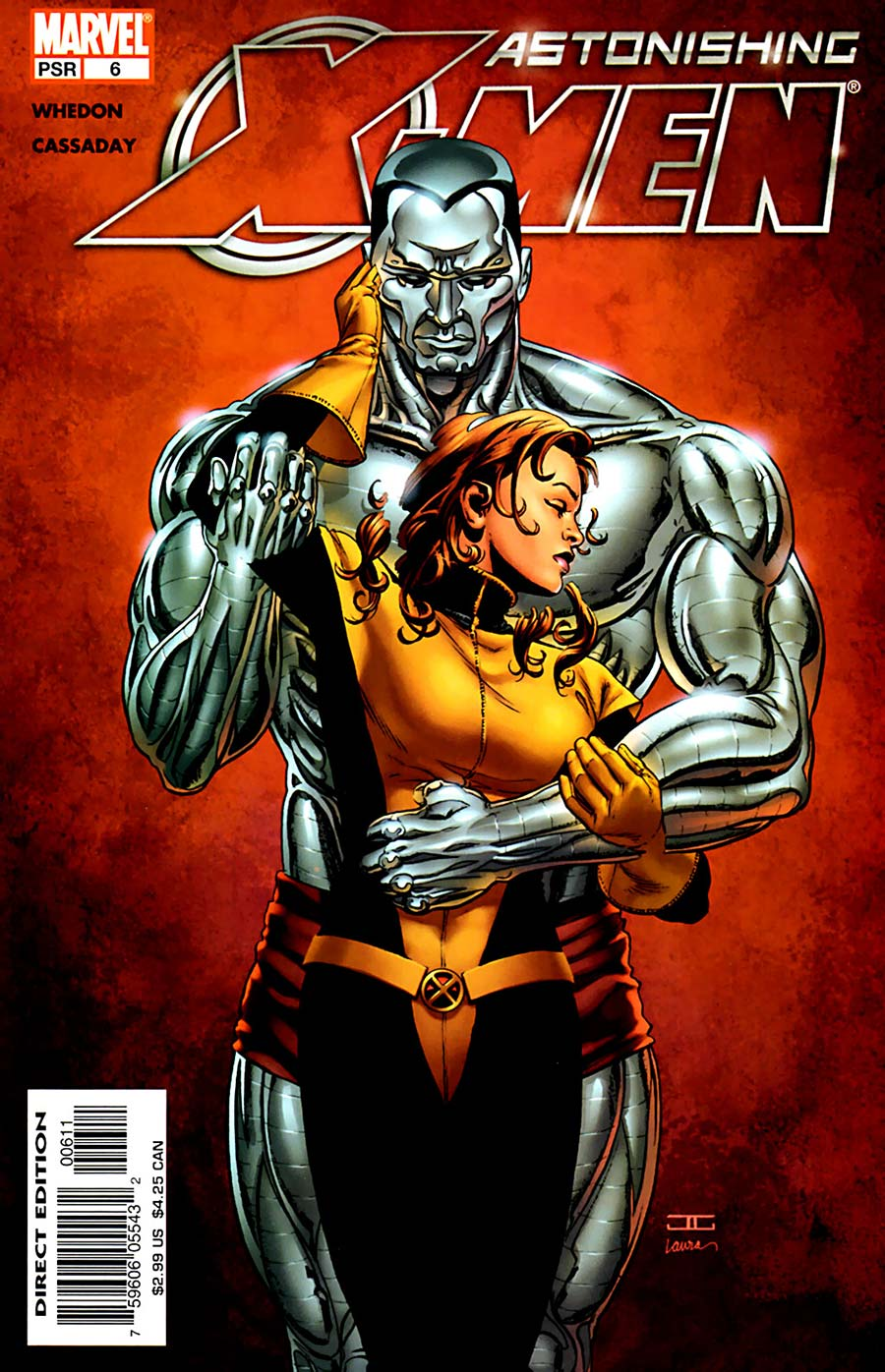 Astonishing X-Men (Whedon/Cassaday)