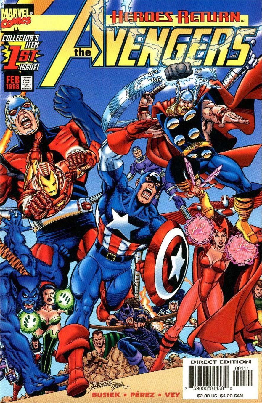 Avengers (Busiek/Perez)