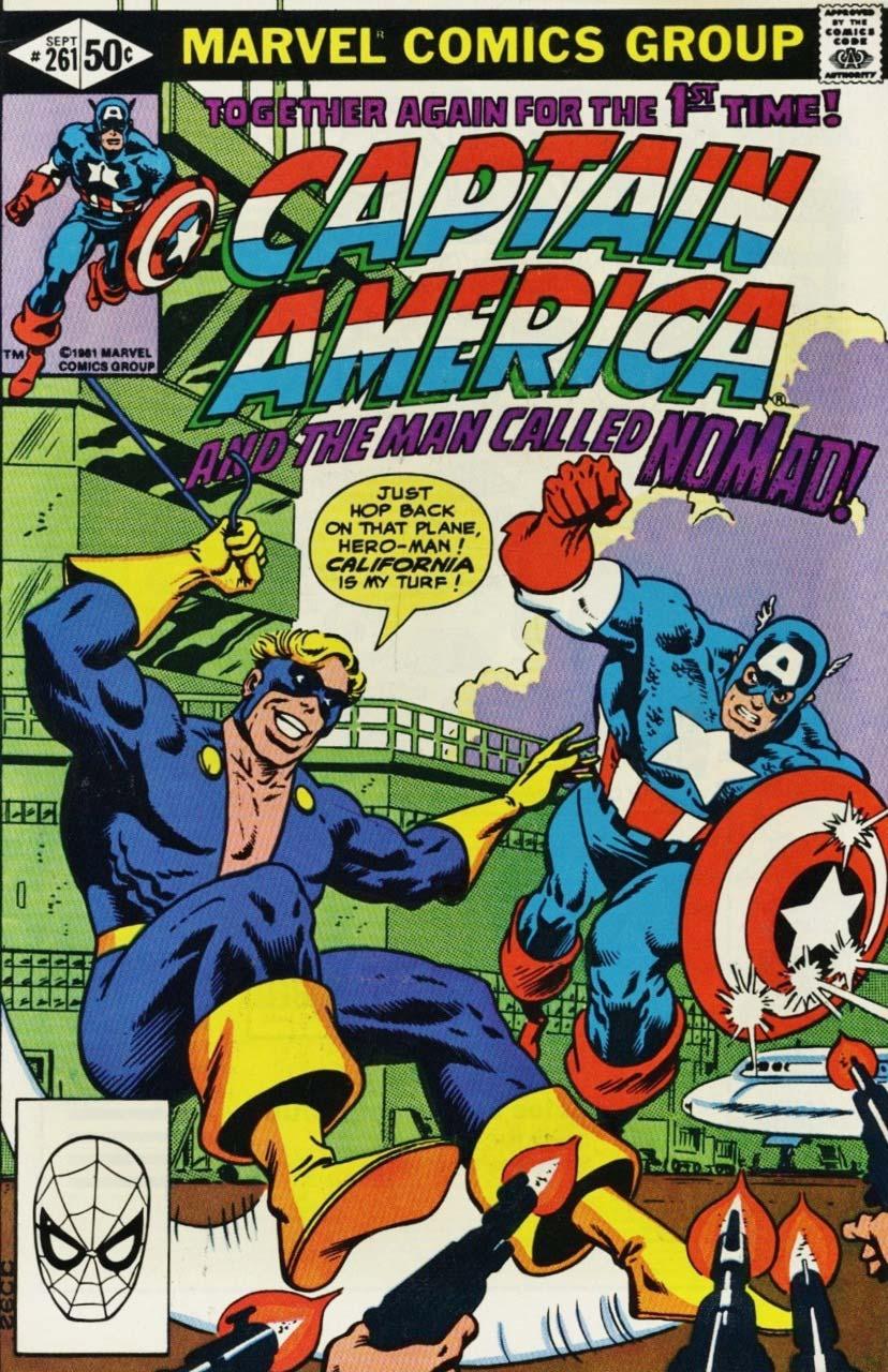 Captain America (DeMatteis/Zeck)