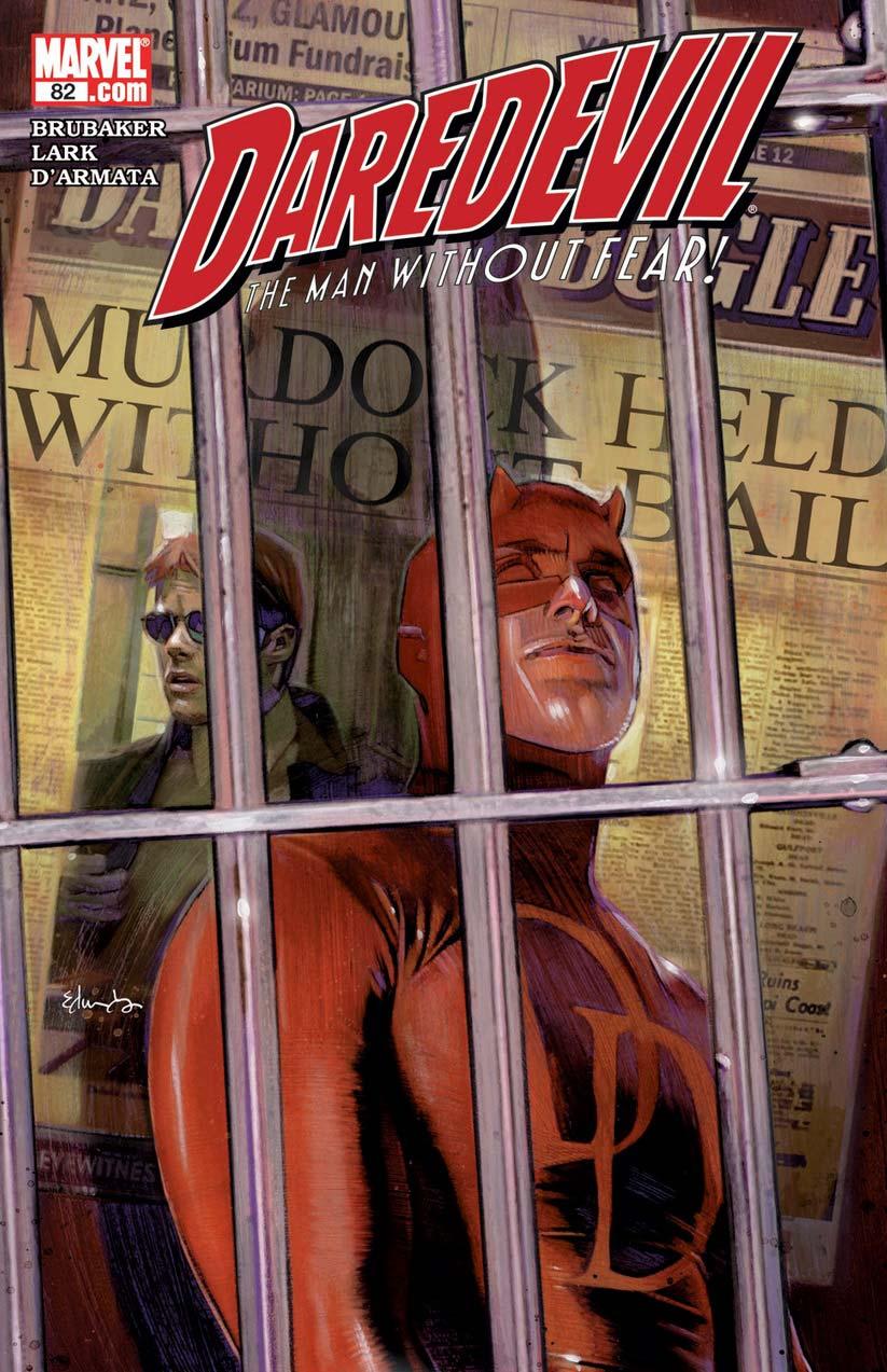 Daredevil (Brubaker/Lark)