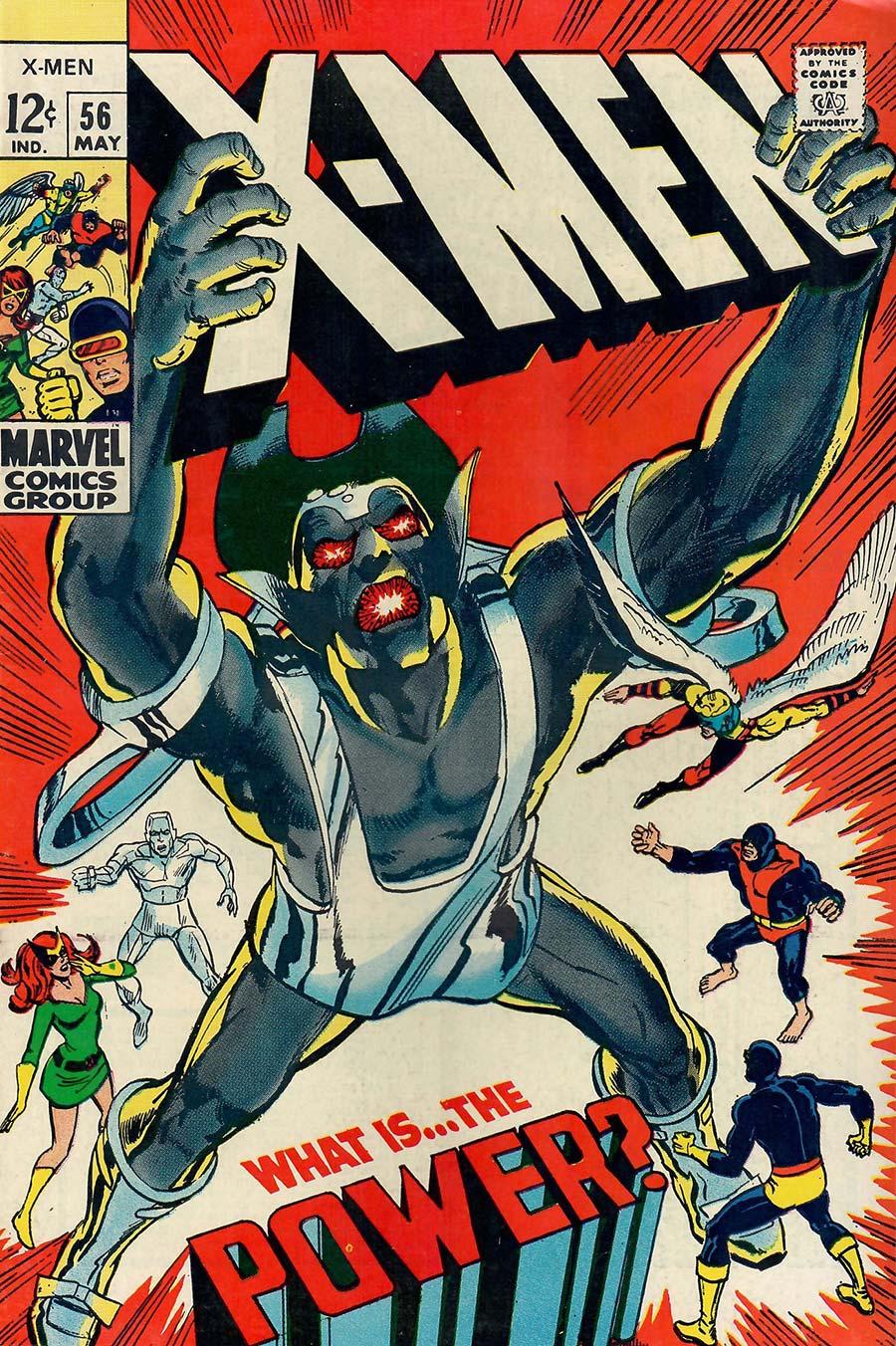 X-Men (Thomas/Adams)