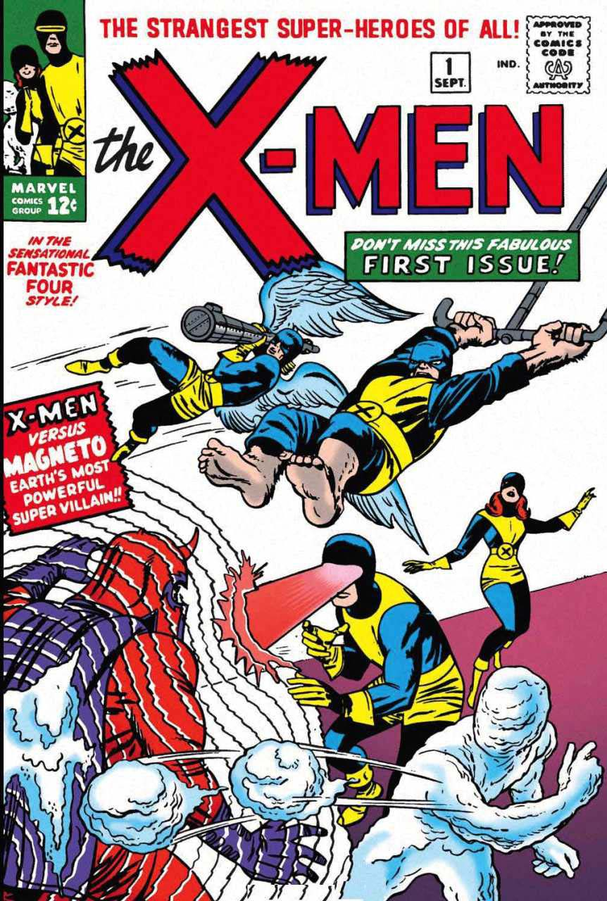 X-Men (Lee/Kirby)