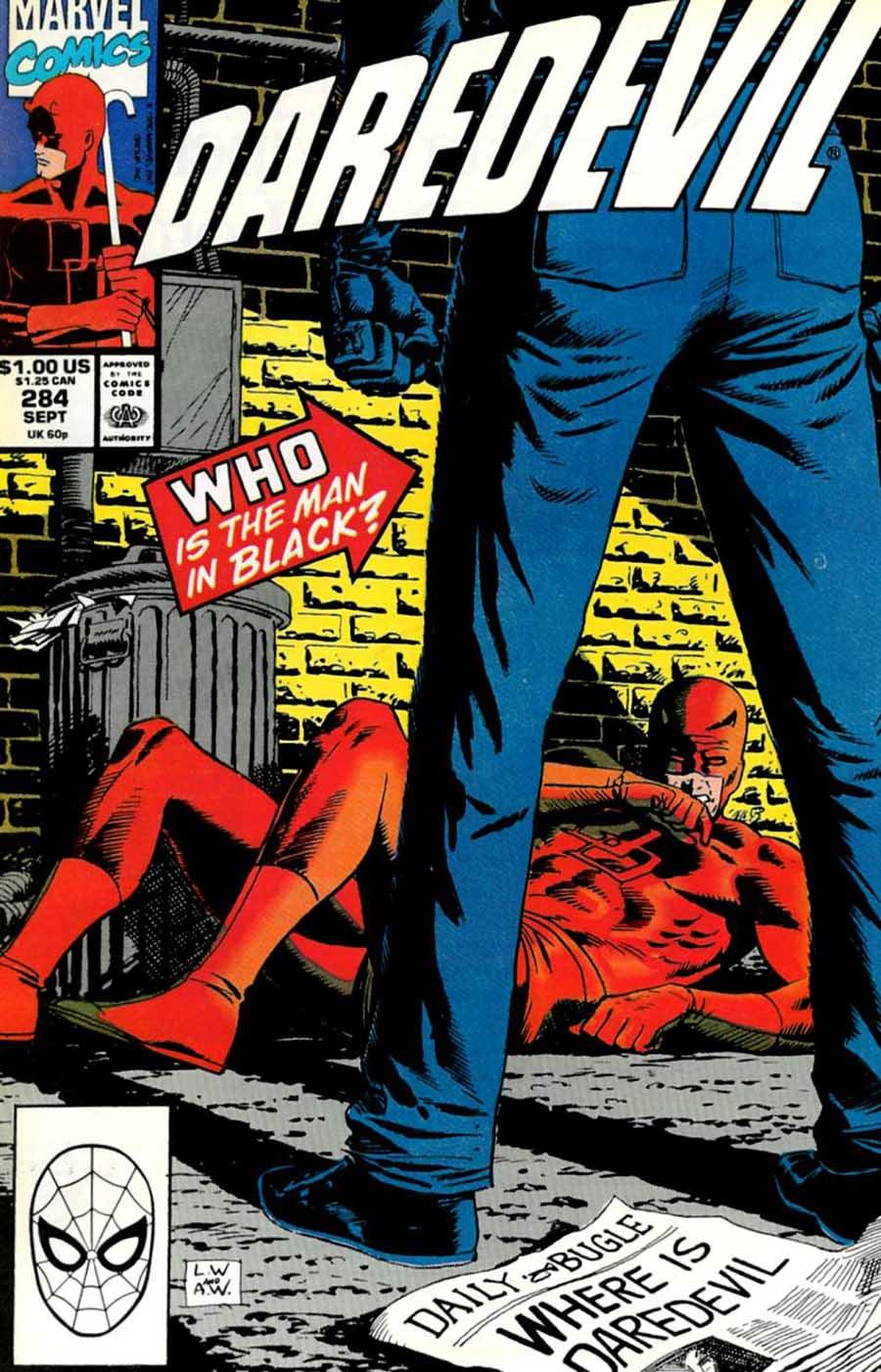 Daredevil (Nocenti/Weeks)