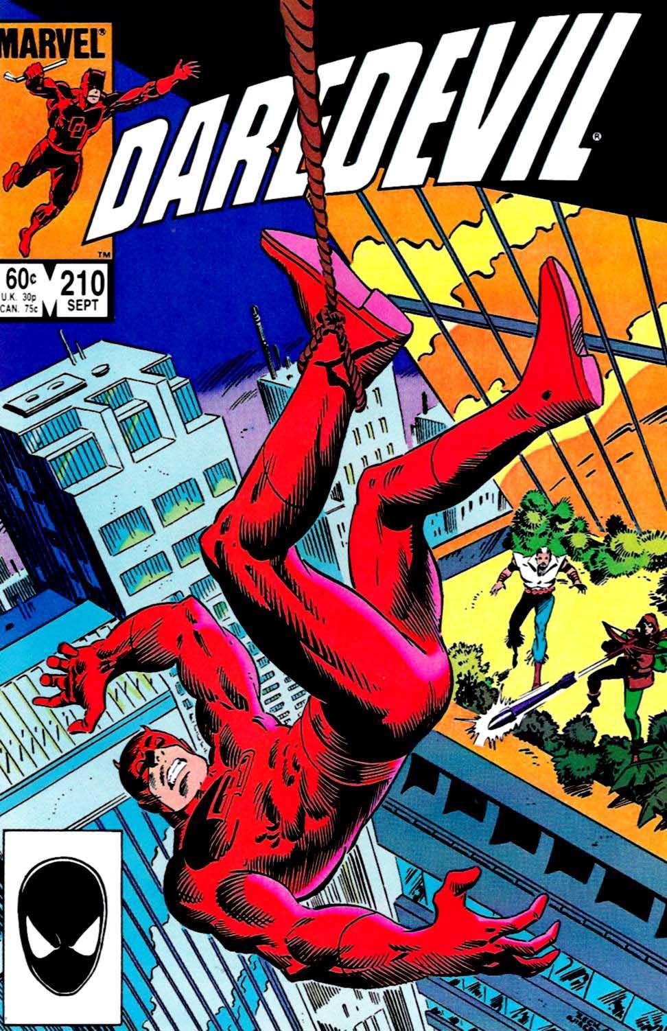 Daredevil (O'Neil/Mazzucchelli)