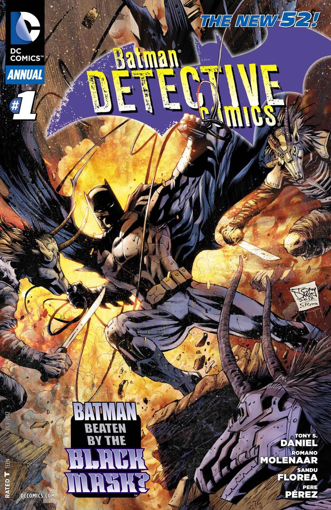 Detective Comics Annual