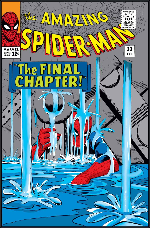 Amazing Spider-Μan (Lee/Ditko)