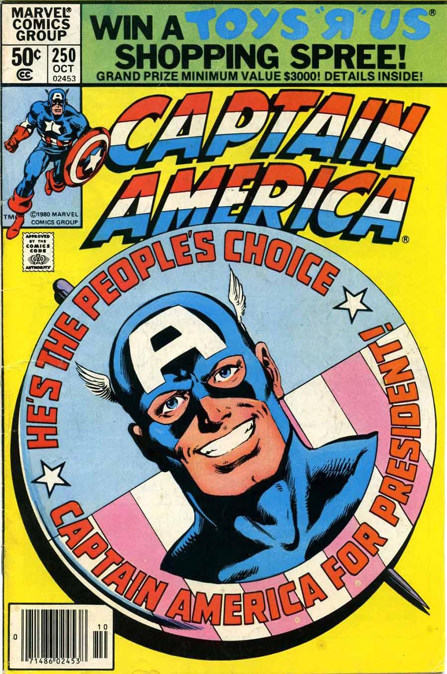 Captain America (Stern/Byrne)