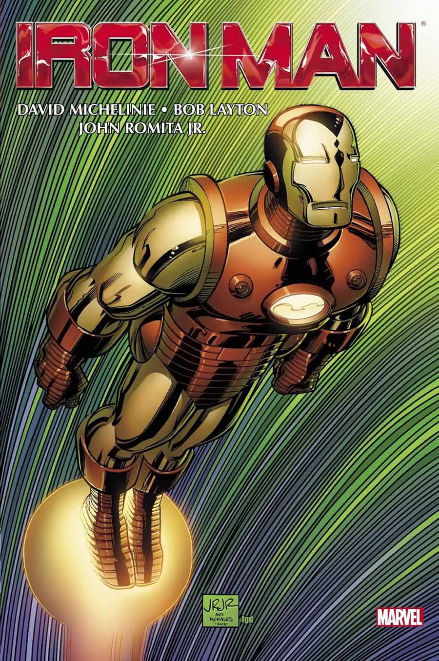Iron Man (Michelinie/Layton)