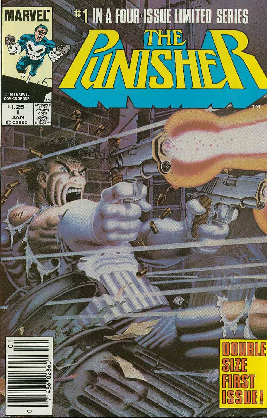 Punisher (1985 Ltd. Series)