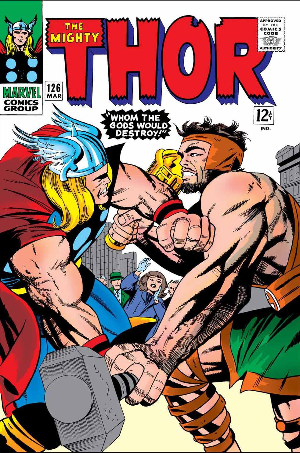Thor (Lee/Kirby)