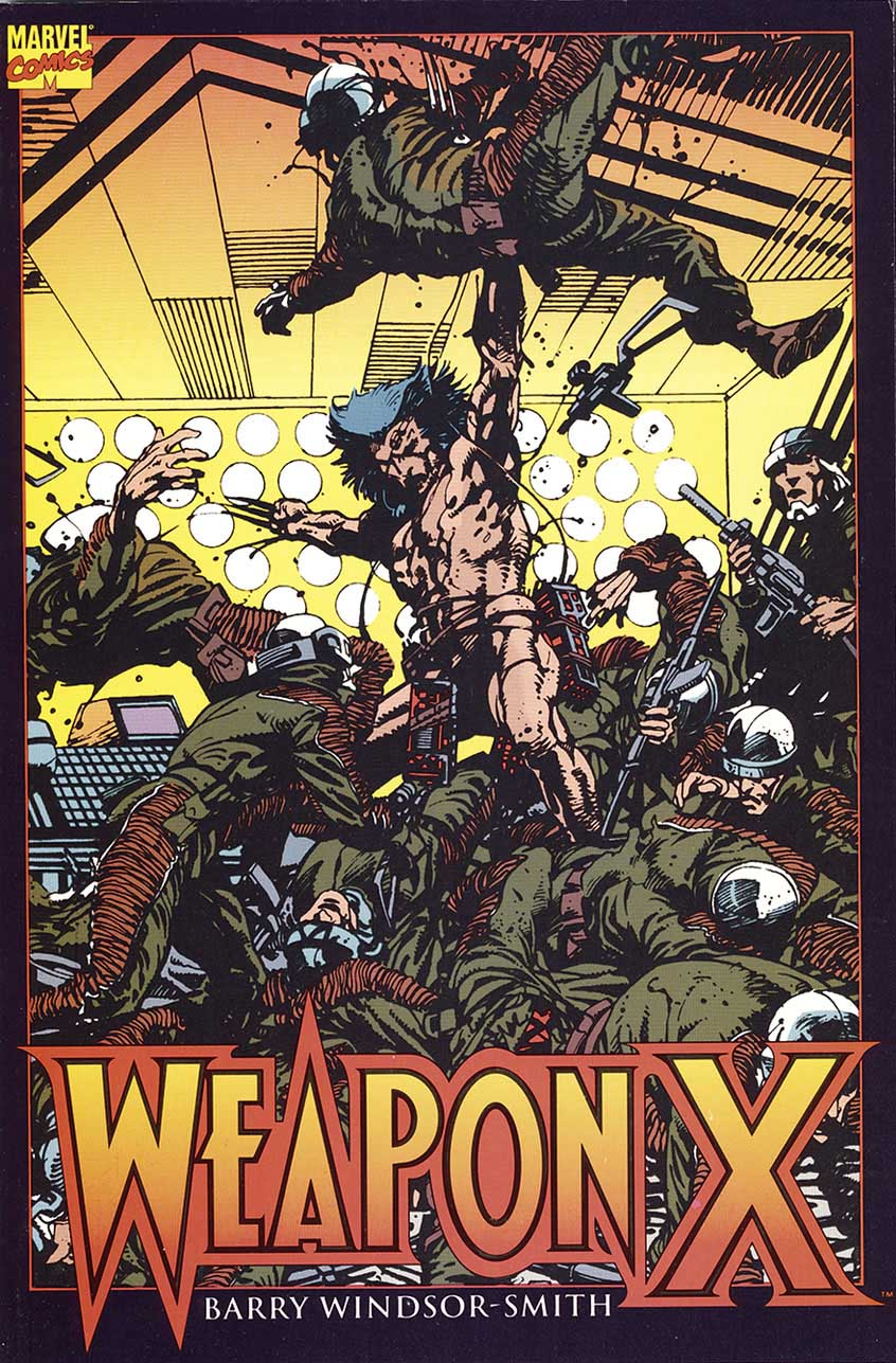 Weapon X (Barry Windsor-Smith)