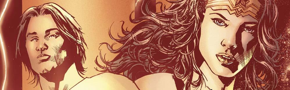 Wonder Woman 35