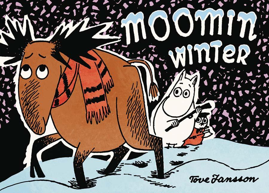 Moomin Winter GN