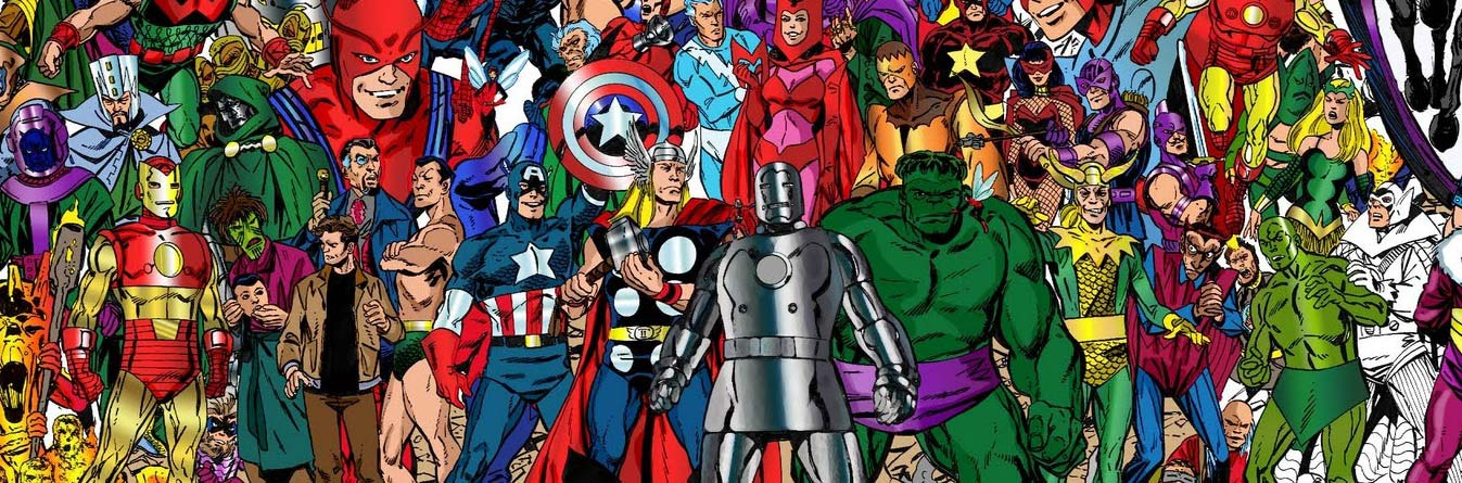 Top 100 Marvel Comics