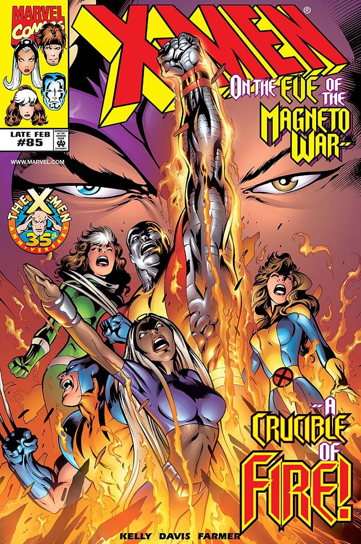 X-Men/Uncanny X-Men (Alan Davis)