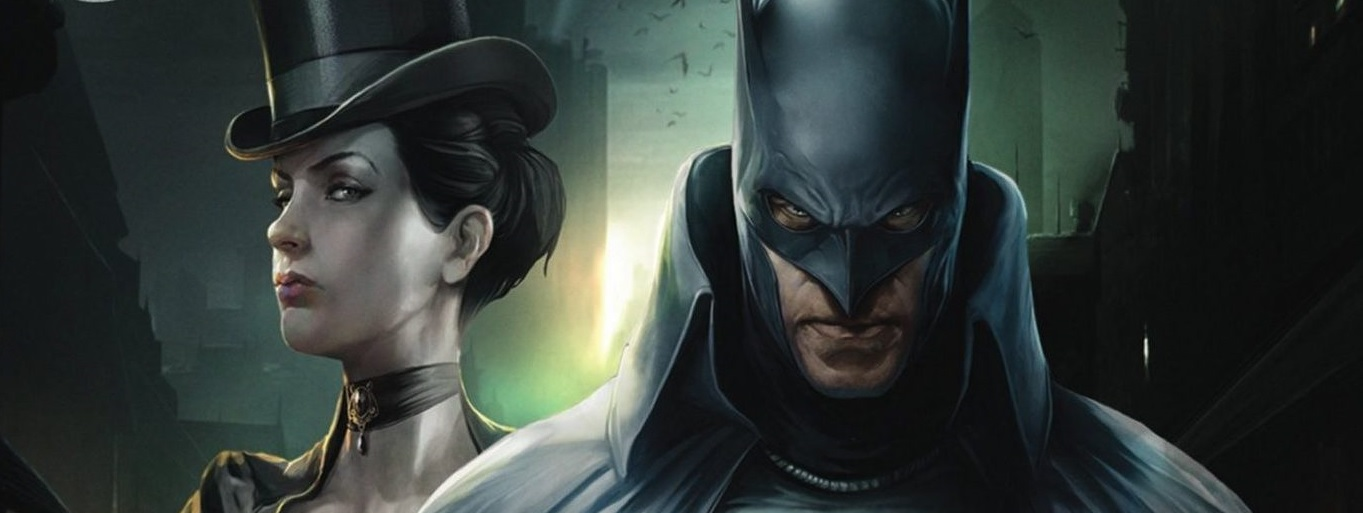 Gotham By Gaslight Animated