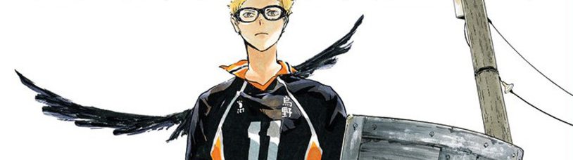 Haikyu Volume 19