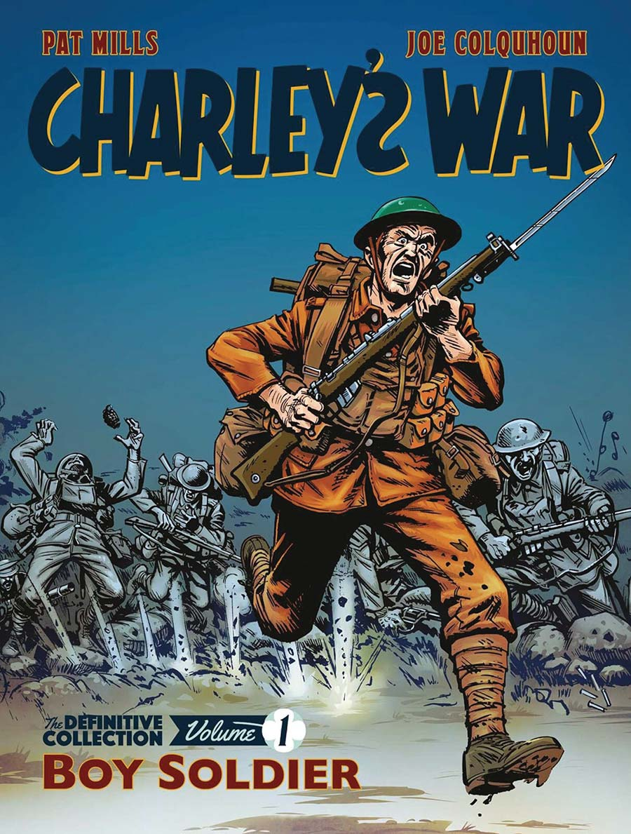 Charley's War: The Definitive Collection