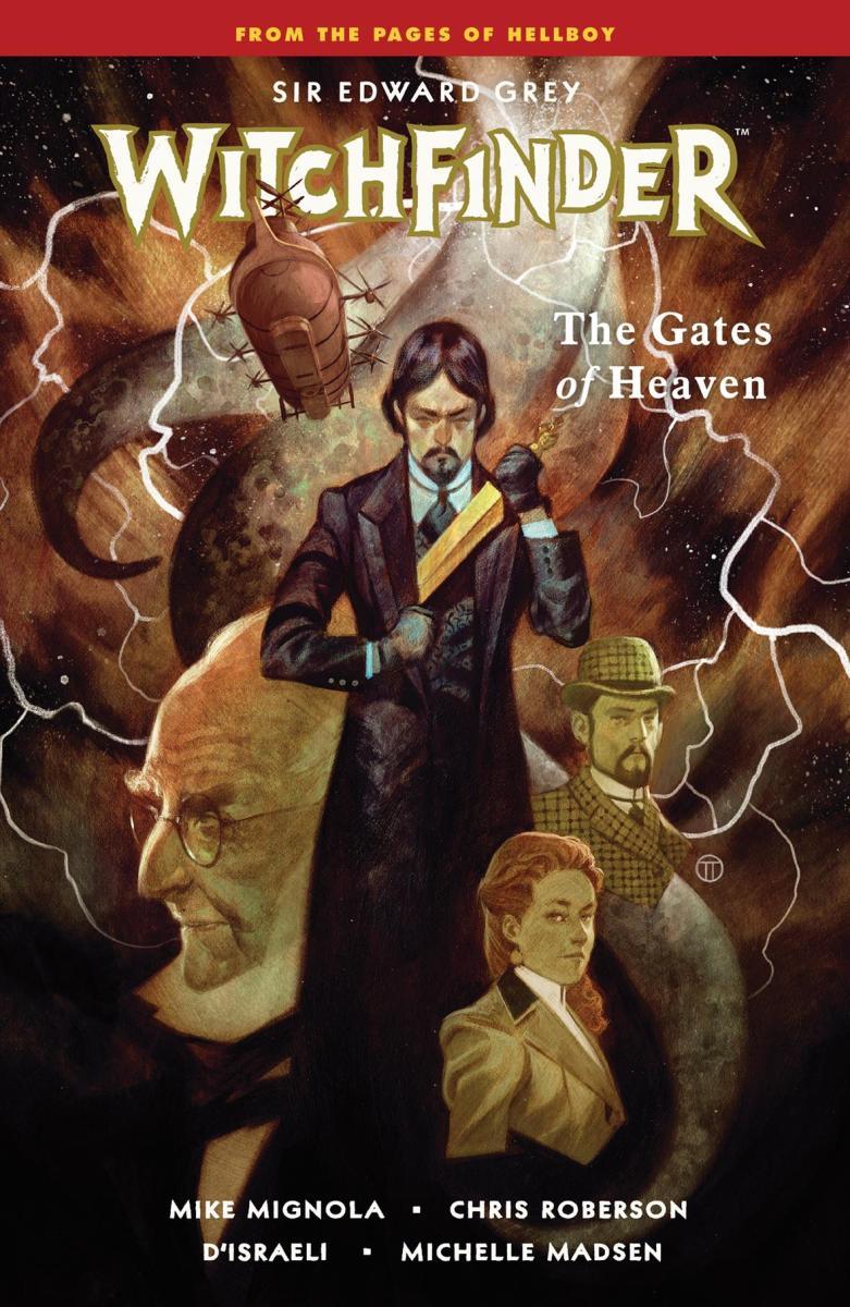 Witchfinder: Gates Of Heaven