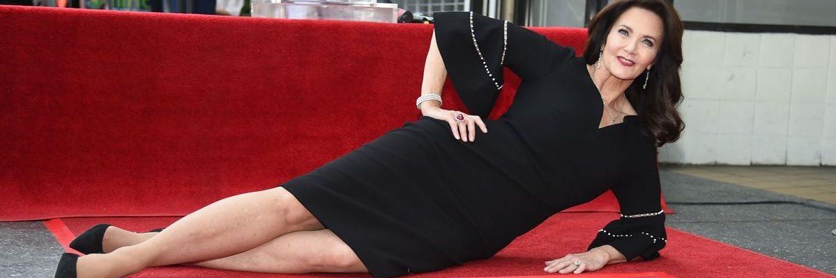 Lynda Carter Walk Of Fame