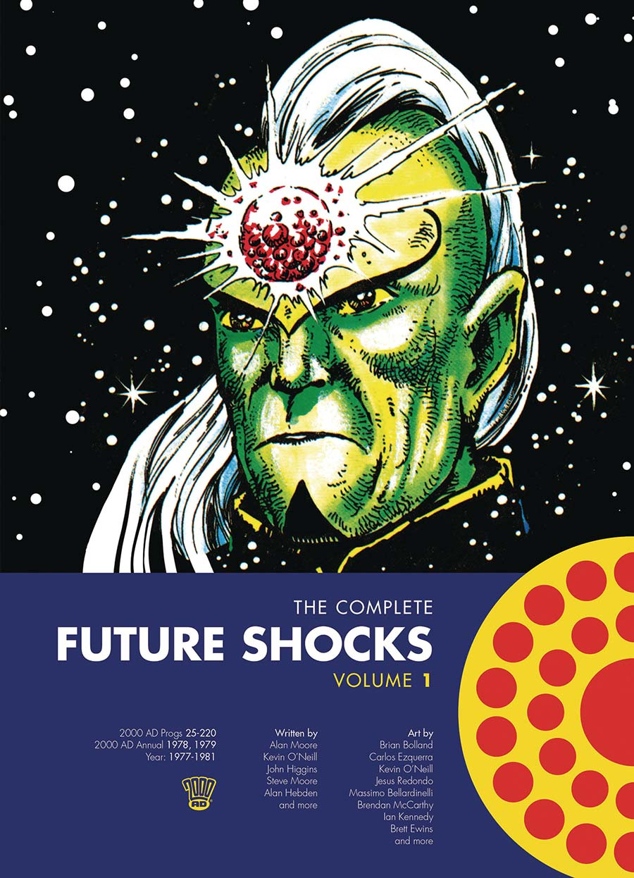 Complete Future Shocks TP