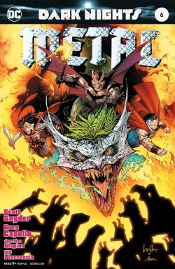 Dark Nights: Metal #6