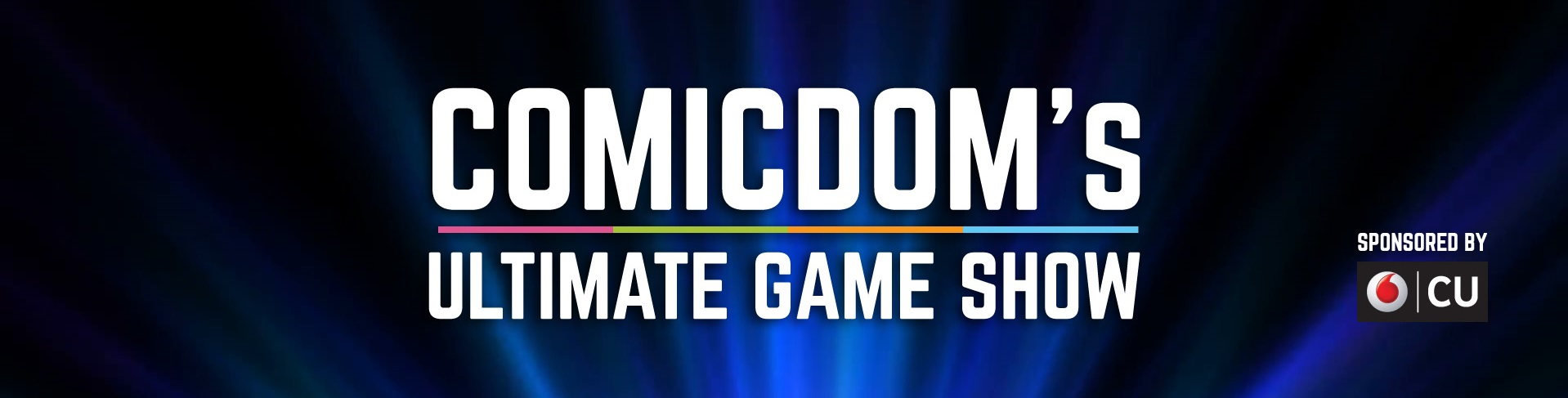 Comicdom Con Athens 2018 - Ultimate Game Show