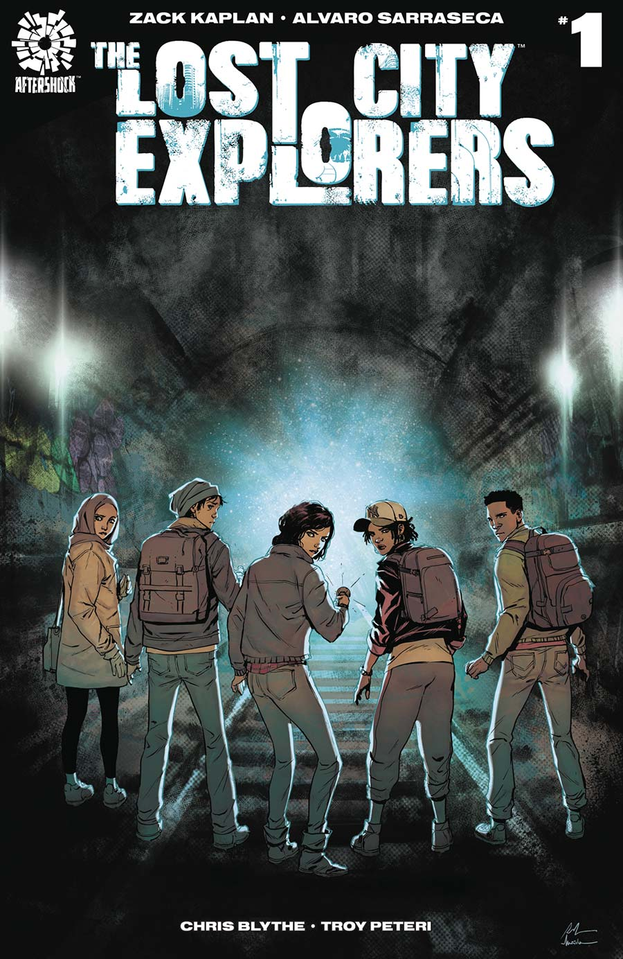 Lost City Explorers