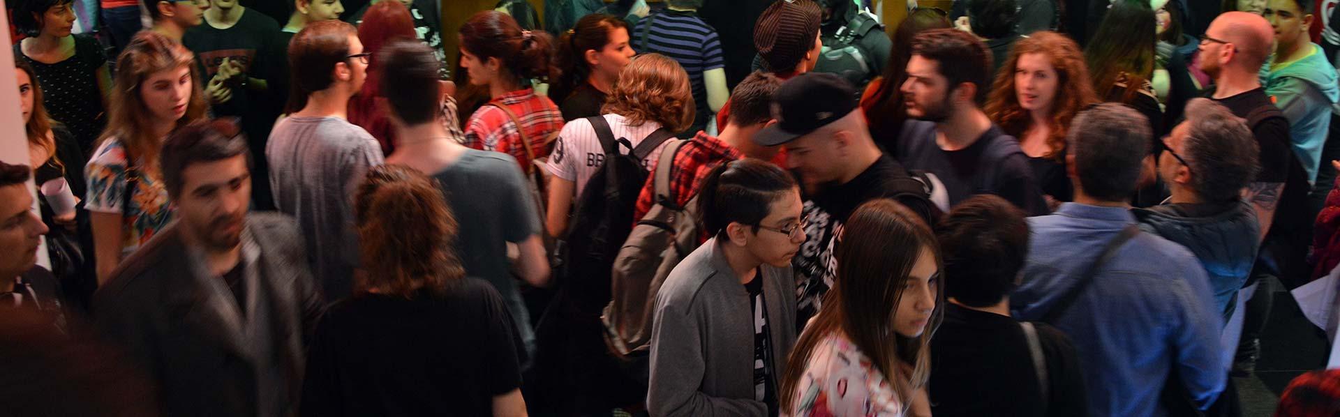 Comicdom Con Athens 2018 - Photo Extravaganza