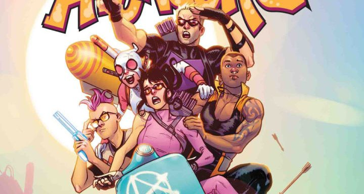 West Coast Avengers Return