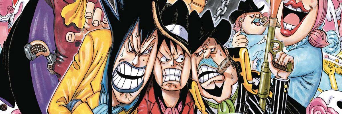 One Piece Volume 86