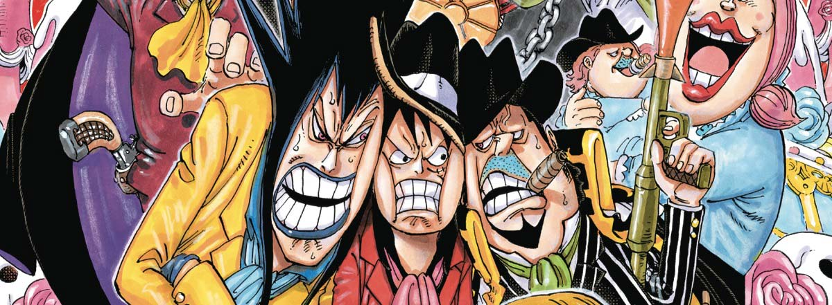 One Piece Volume 86