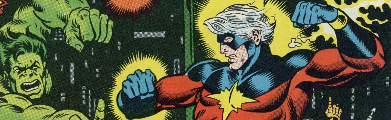 Captain Marvel Jim Starlin