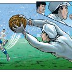 top 10 ποδοσφαιρικών comics