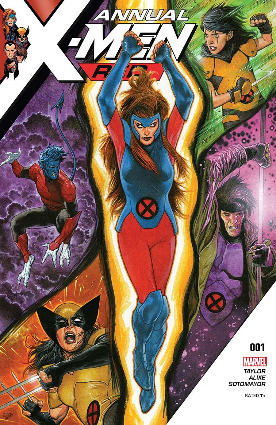 X-Men Red Annual
