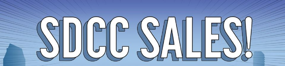SDCC Sales