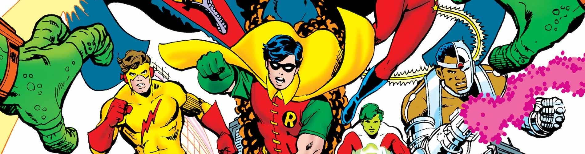On Sale This Week: Teen Titans & More