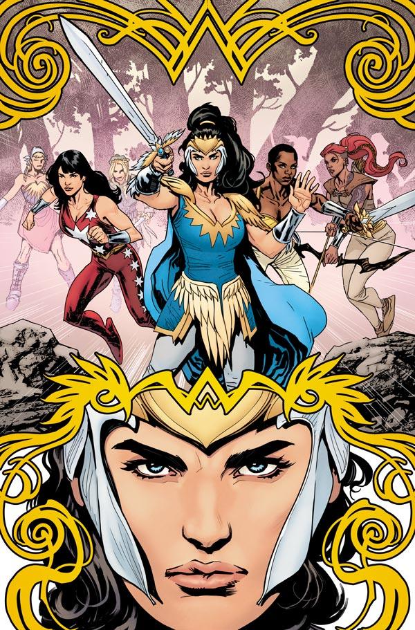 Wonder Woman: Earth 1: Volume 2