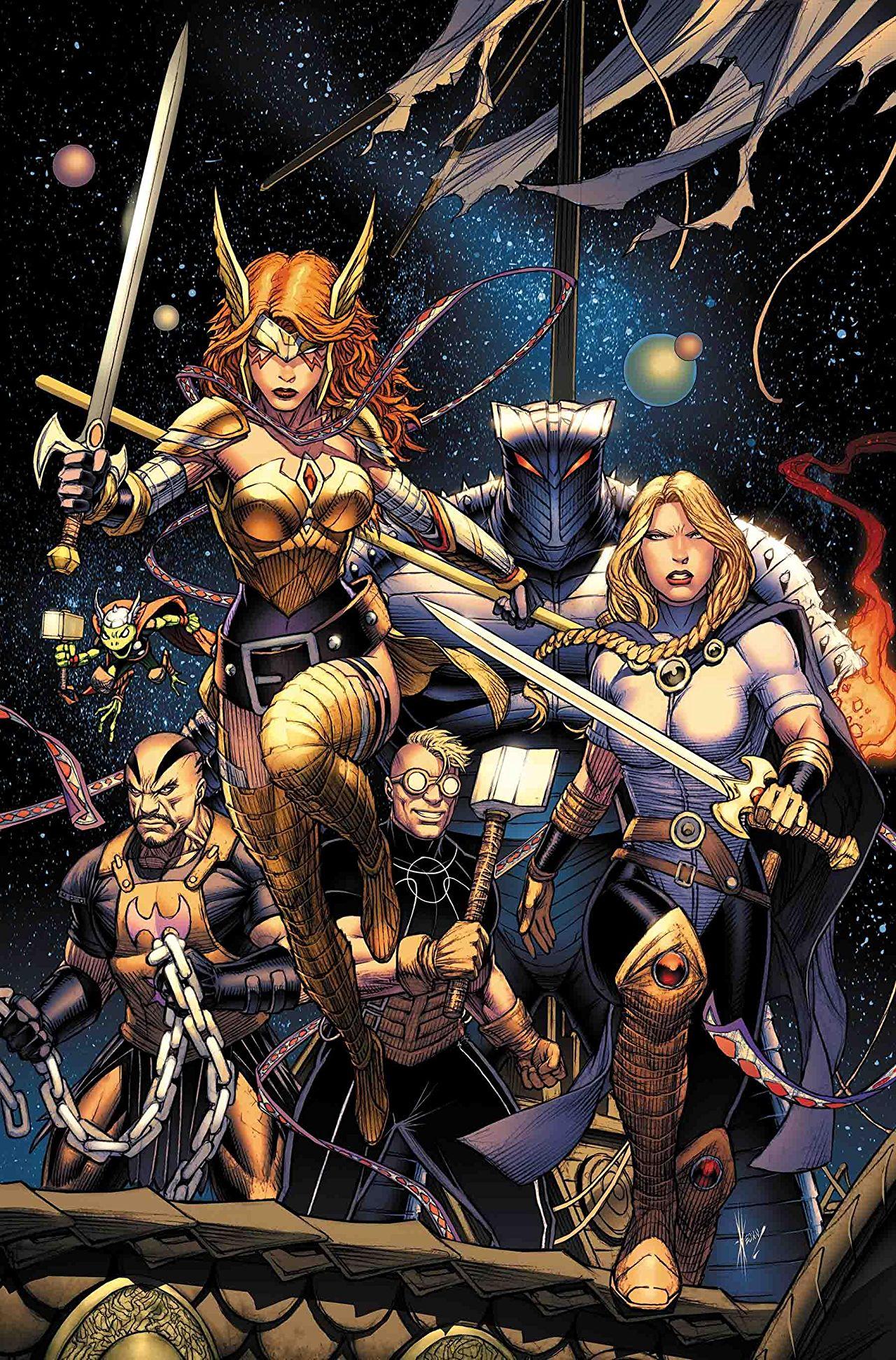 Asgardians Οf The Galaxy