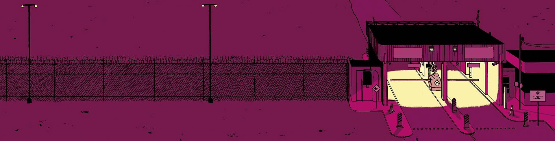 Barrier #1-5
