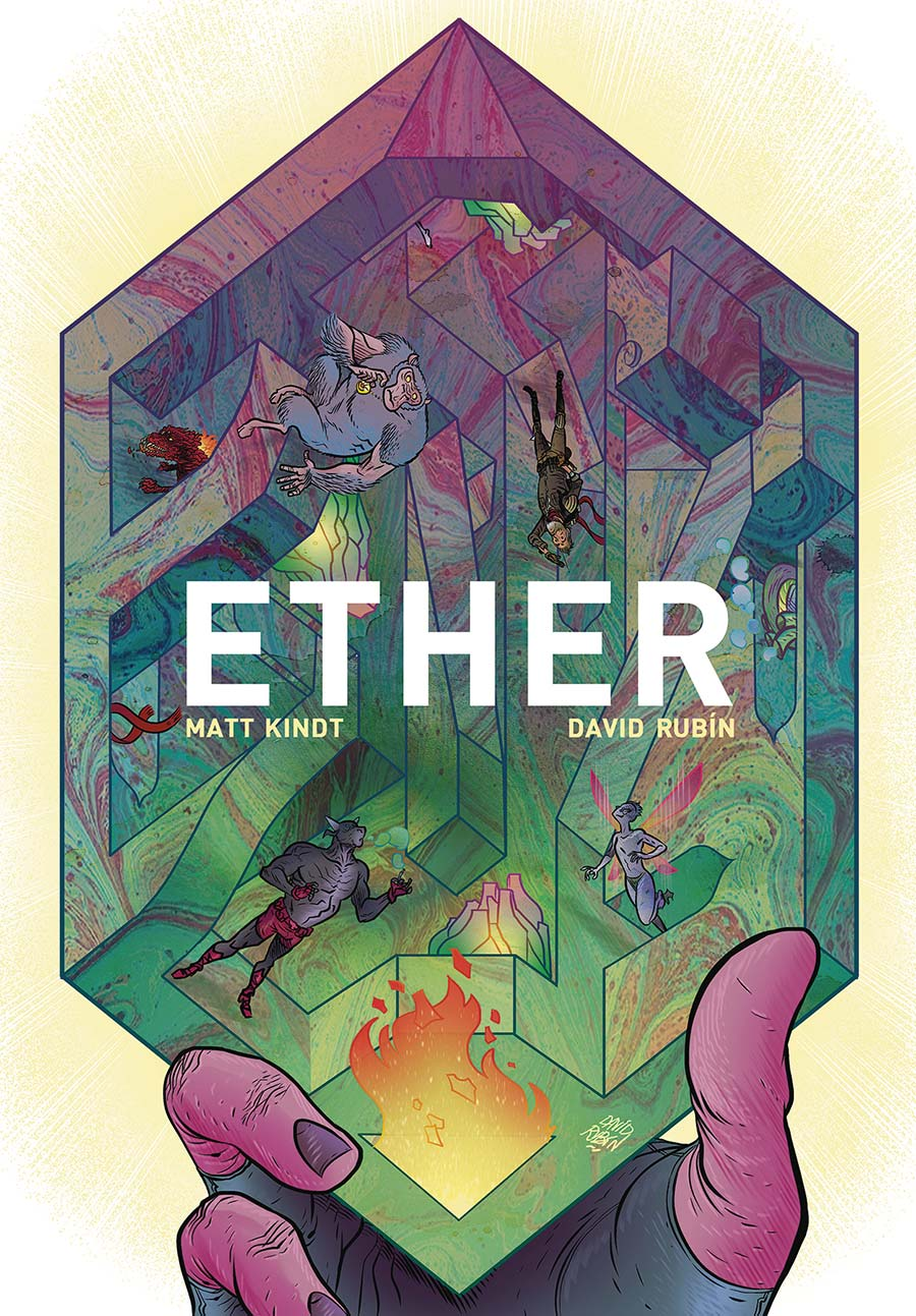 Ether: The Copper Golems