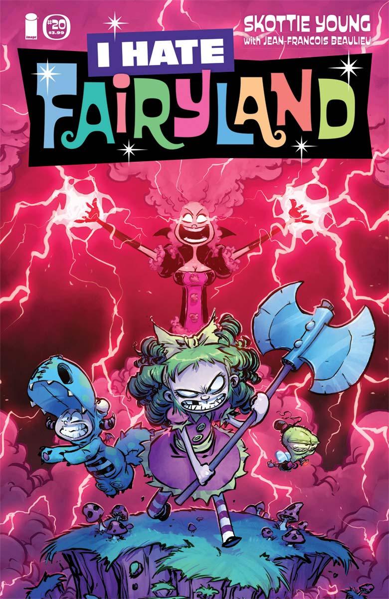 I Hate Fairyland