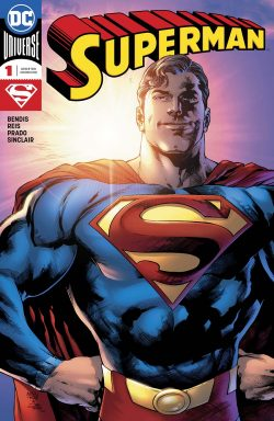 Superman #1 (2018 DC Comics)