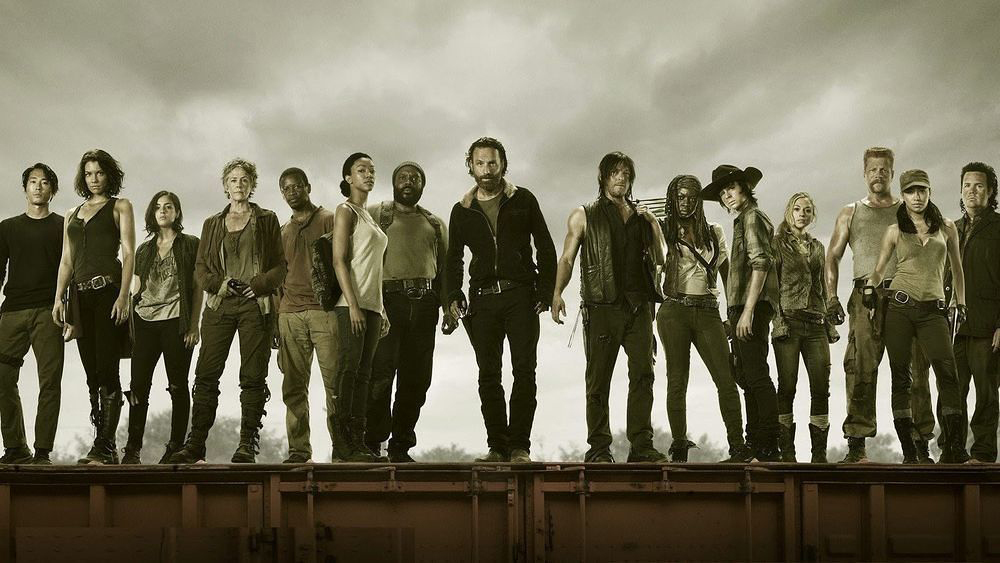 SDCC 2018: Walking Dead News