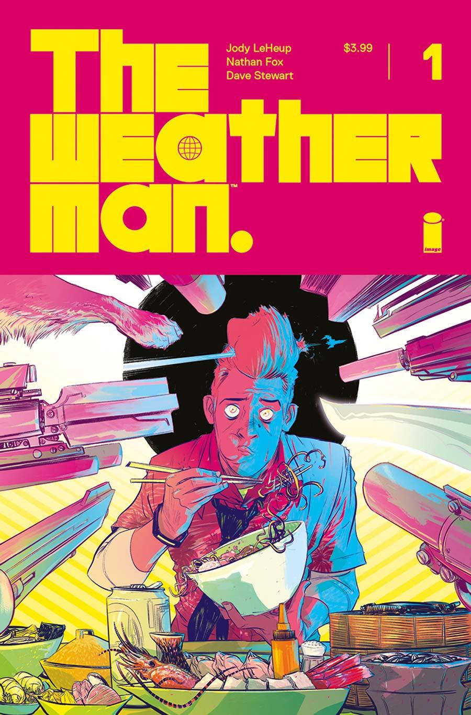 TheWeather Man