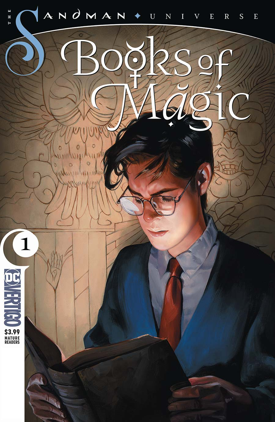 The Books Of Magic