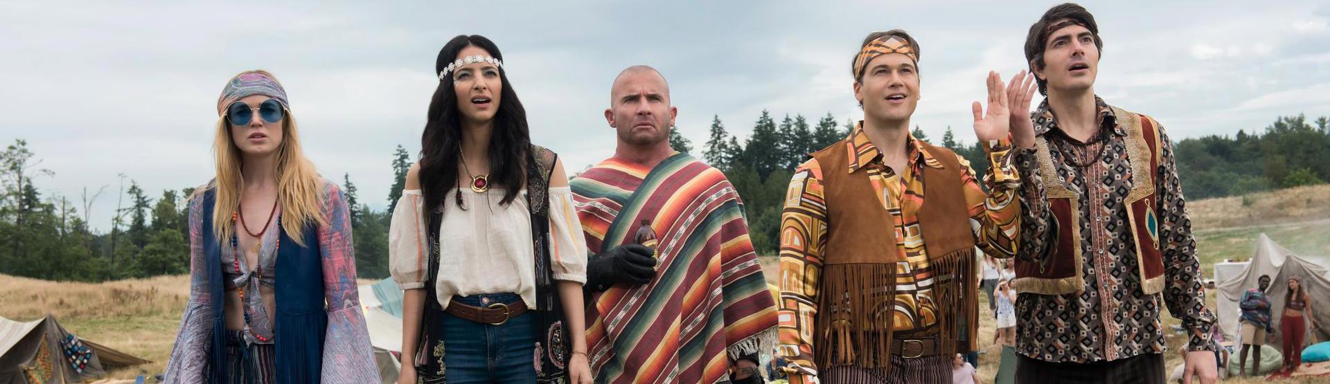 Legends Of Tomorrow S04E01
